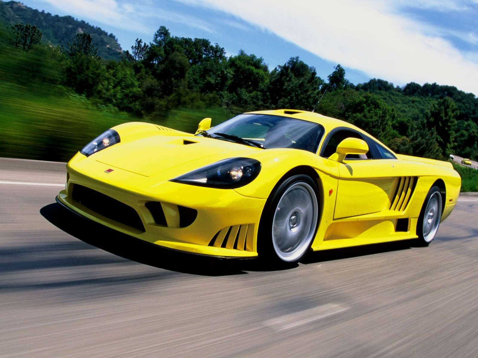Latest Car And Car Zone Saleen S7 2002 New Cars Car Reviews Free Download