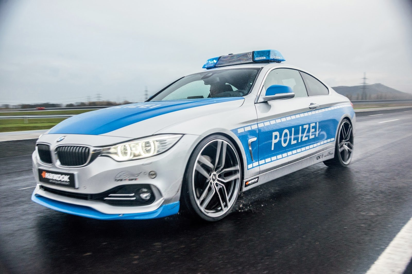 Latest Ac Schnitzer Changes Bmw 428I Coupé Into 290Hp Cops Car Free Download