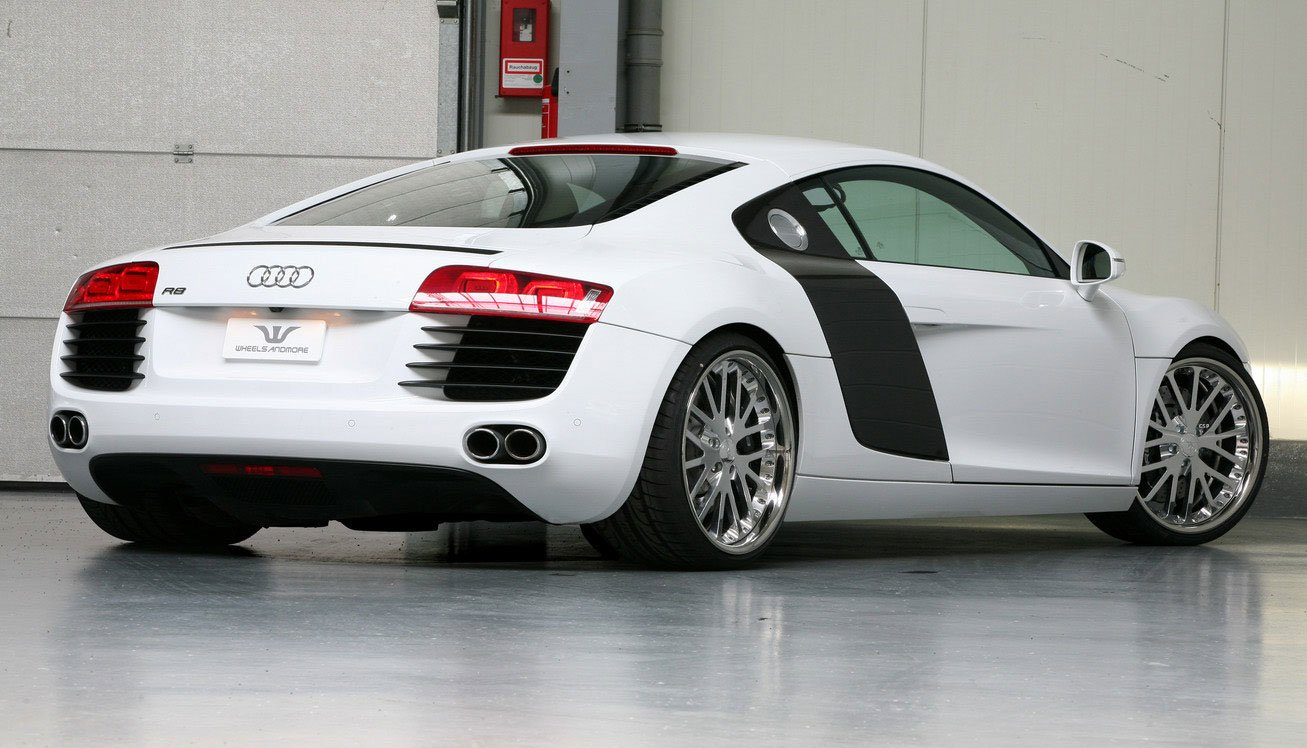 Latest Best Cars In The World Audi R8 Two Door Car Free Download