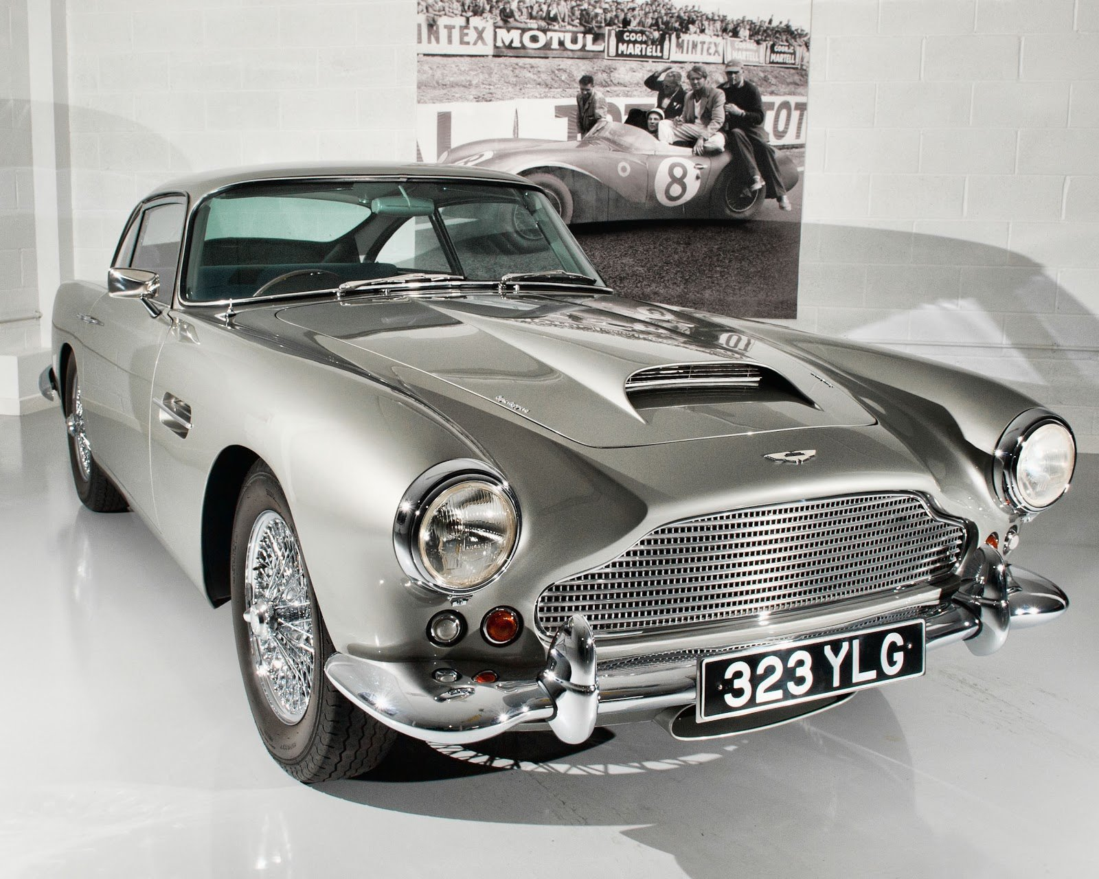 Latest Classic Car Photography Aston Martin Free Download
