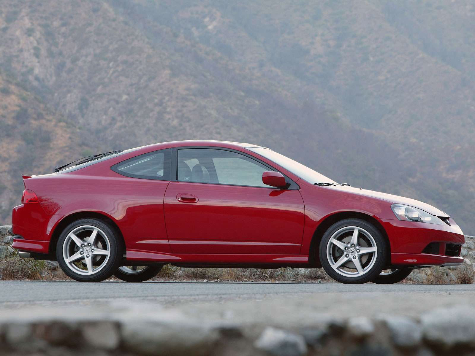 Latest Japanese Car Photos 2005 Acura Rsx Type S Free Download