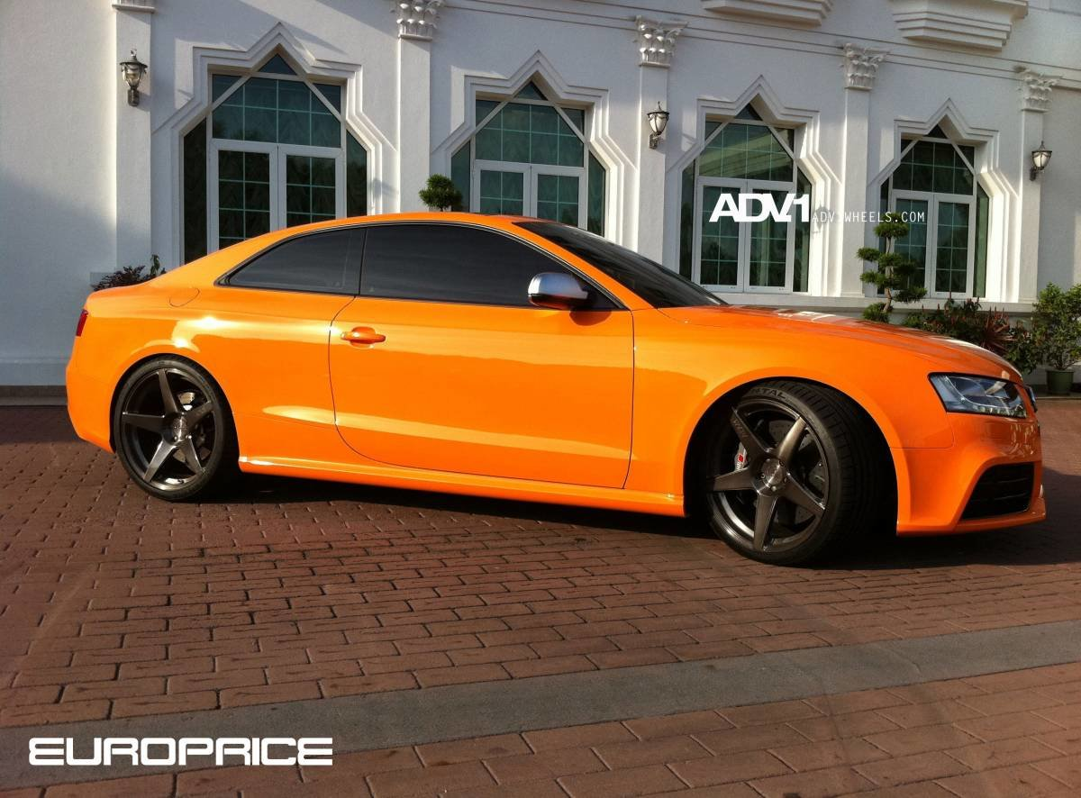 Latest Audi Rs5 Sports Modified Cars Free Download