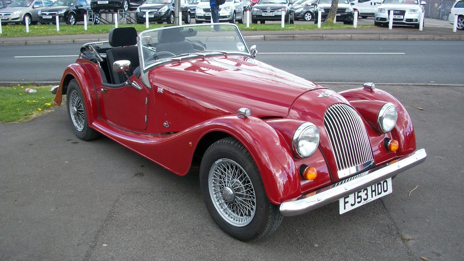 Latest Wallpapers Of Beautiful Cars Morgan 4 4 Free Download