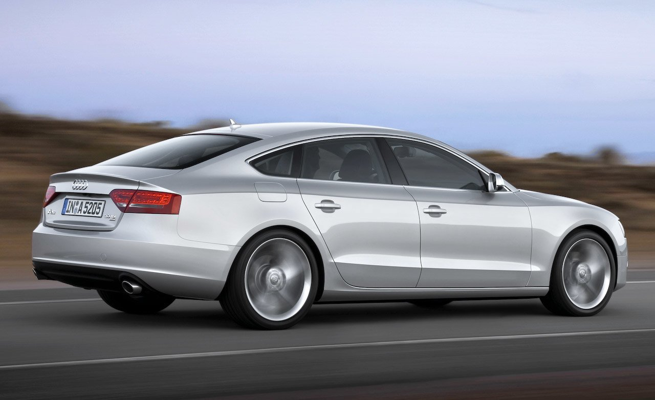 Latest Complete Sport Car Information Audi A5 Free Download