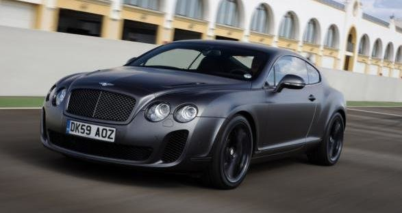 Latest Bentley Continental Supersports Car Launched In India Free Download