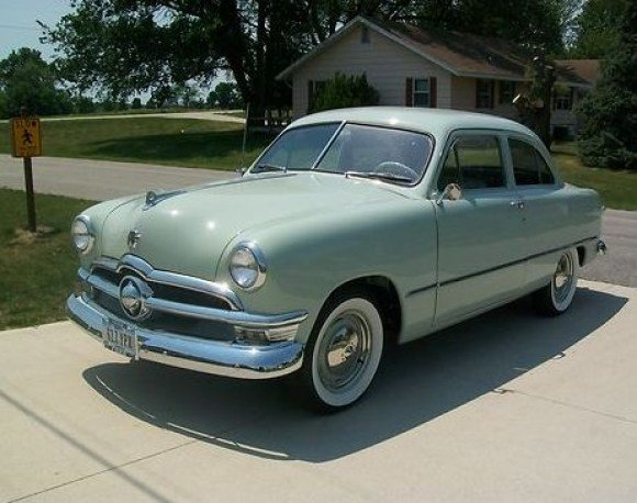 Latest 1950 Ford Deluxe Tudor Sedan Bring A Trailer Free Download