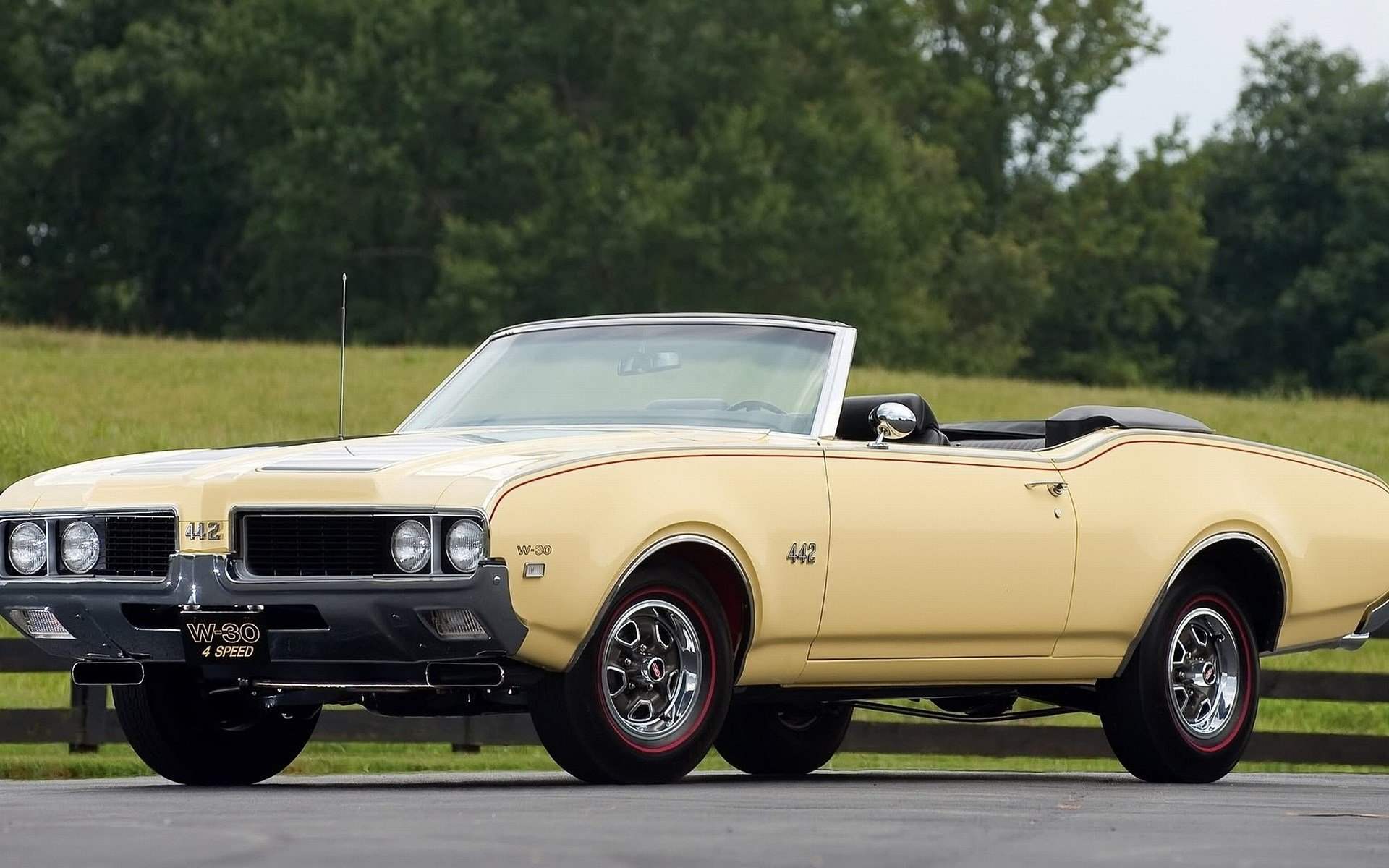 Latest 1969 Oldsmobile 442 Wallpaper 27661 Free Download