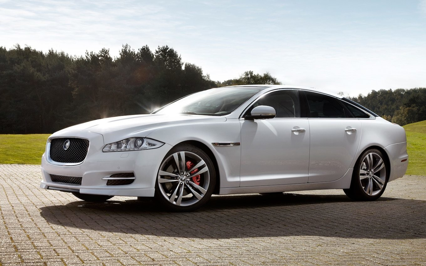 Latest 2012 Jaguar Xj Series Reviews And Rating Motor Trend Free Download