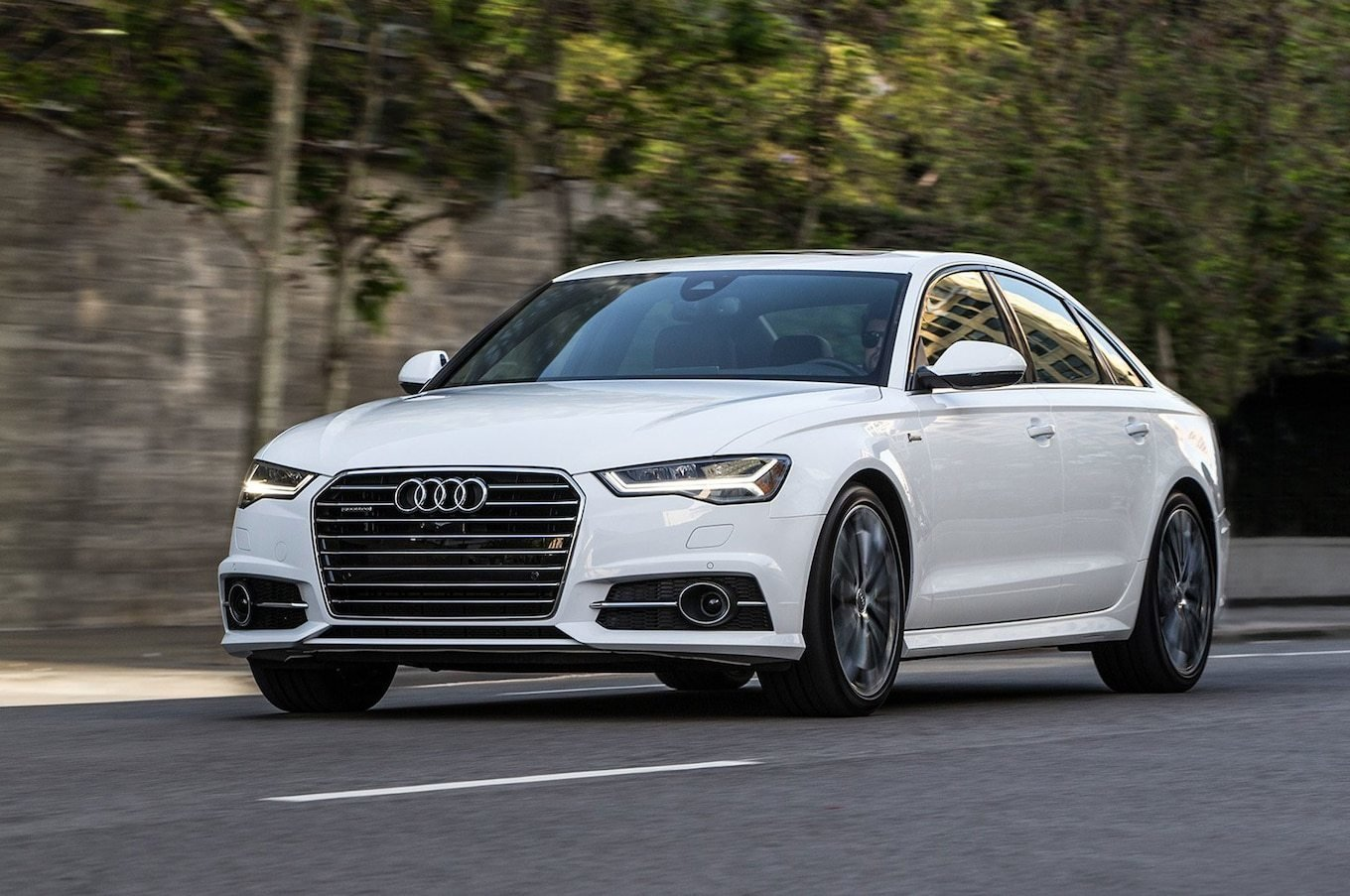 Latest 2016 Audi A6 Reviews And Rating Motor Trend Free Download
