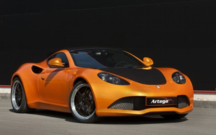 Latest Artega Sports Car Maker Facing Bankruptcy Free Download