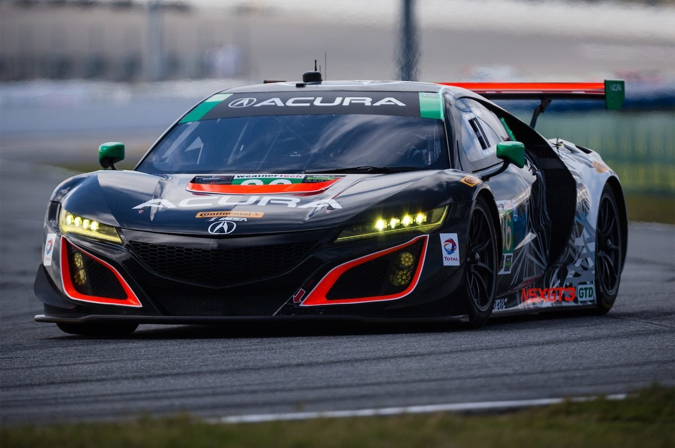 Latest 7 Cool Facts About The Acura Nsx Gt3 Motor Trend Free Download
