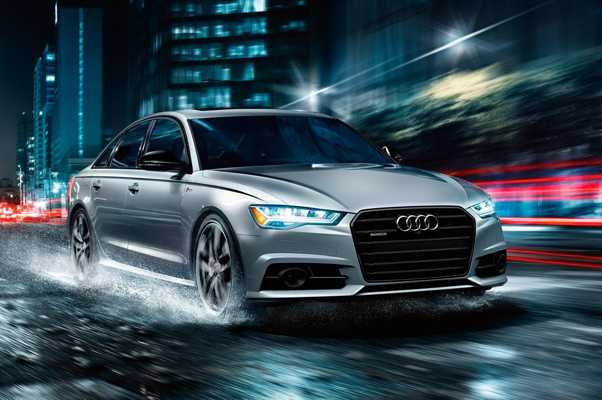 Latest 2017 Audi A6 And A7 Gain New Tech And Mild Exterior Free Download