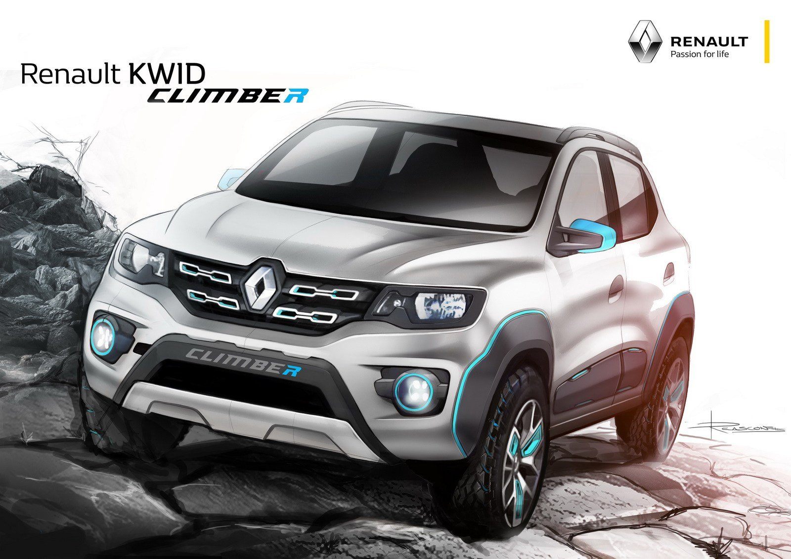 Latest Renault Kwid Climber Launched In India Prices Starts From Rs 4 30 Lakh Storynotch Free Download