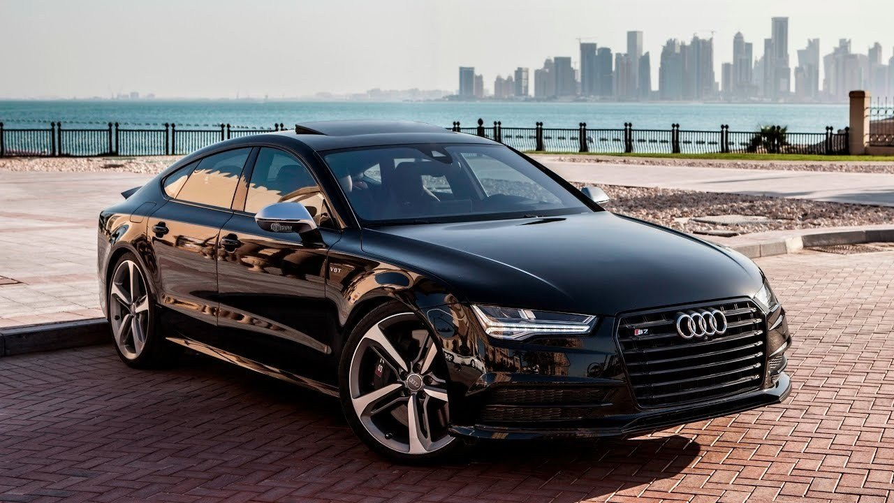 Latest 2019 Audi S7 Top High Resolution Photo Car Preview And Free Download
