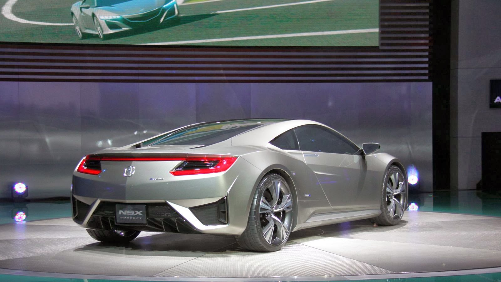 Latest Acura Nsx Car Wallpapers Media Wallpapers Free Download