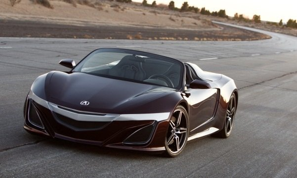 Latest Sport Car Garage Acura Nsx Roadster 2014 Free Download