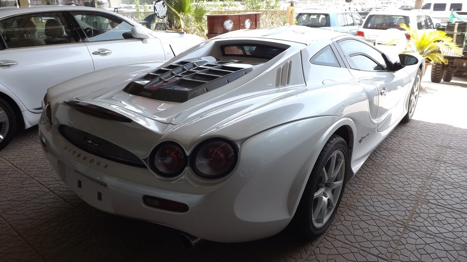 Latest Wallpapers Of Beautiful Cars Mitsuoka Orochi Free Download