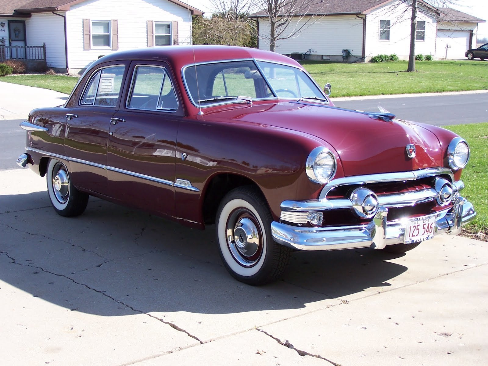 Latest 1951 Ford Classic Car Photos Free Download