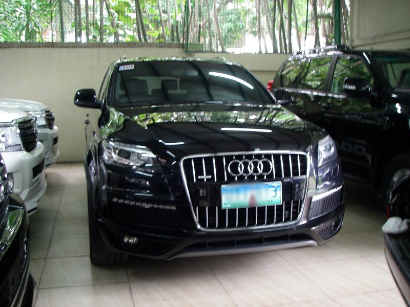 Latest Cars For Sale In The Philippines 2011 Audi Q7 Quattro Free Download