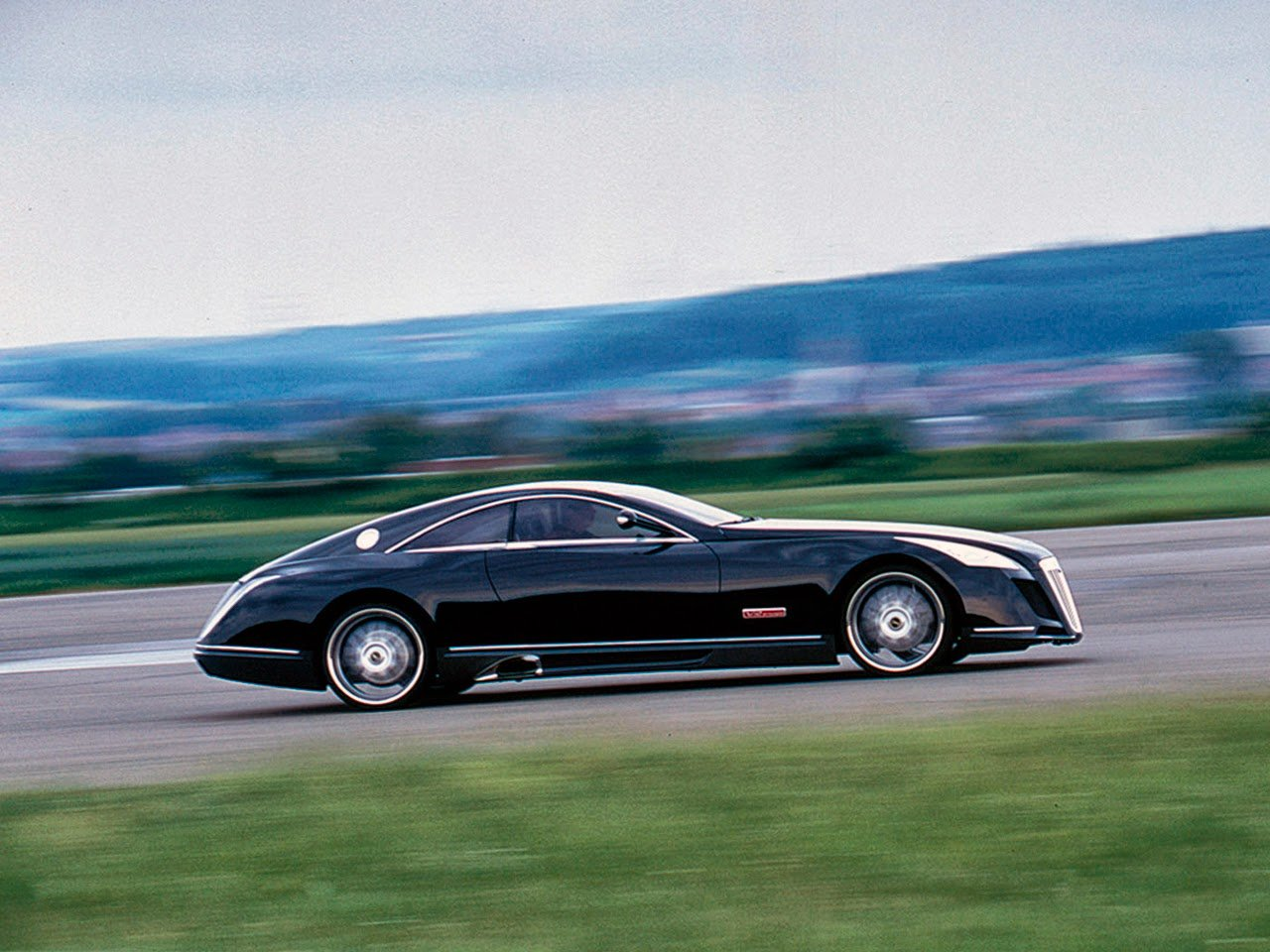Latest Fab Wheels Digest F W D 2005 Maybach Exelero Concept Free Download