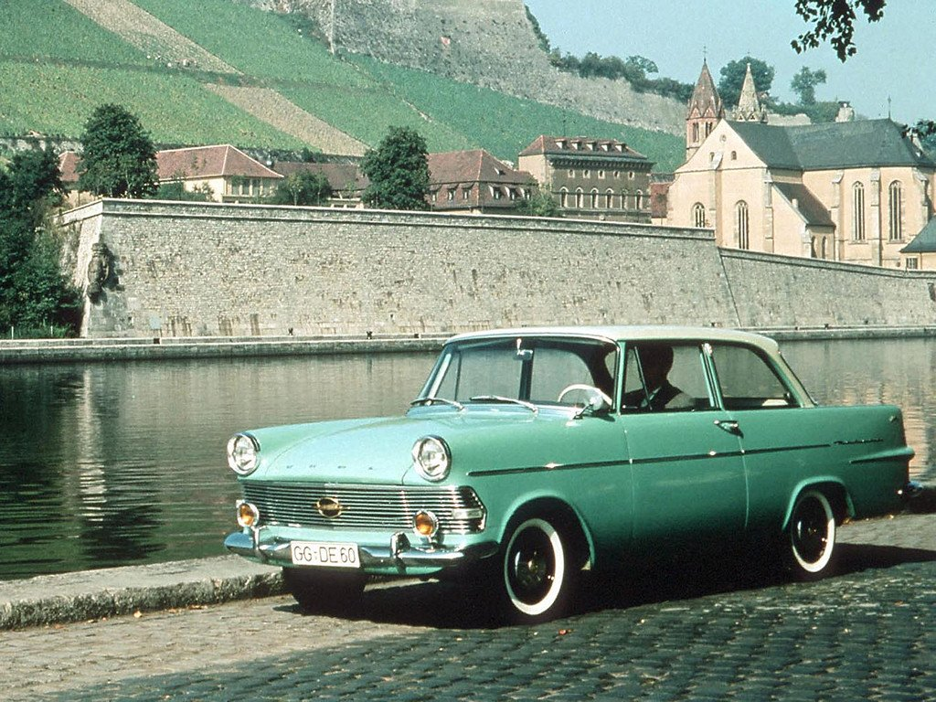 Latest Avengers In Time 1960 Cars Opel Rekord P2 Free Download