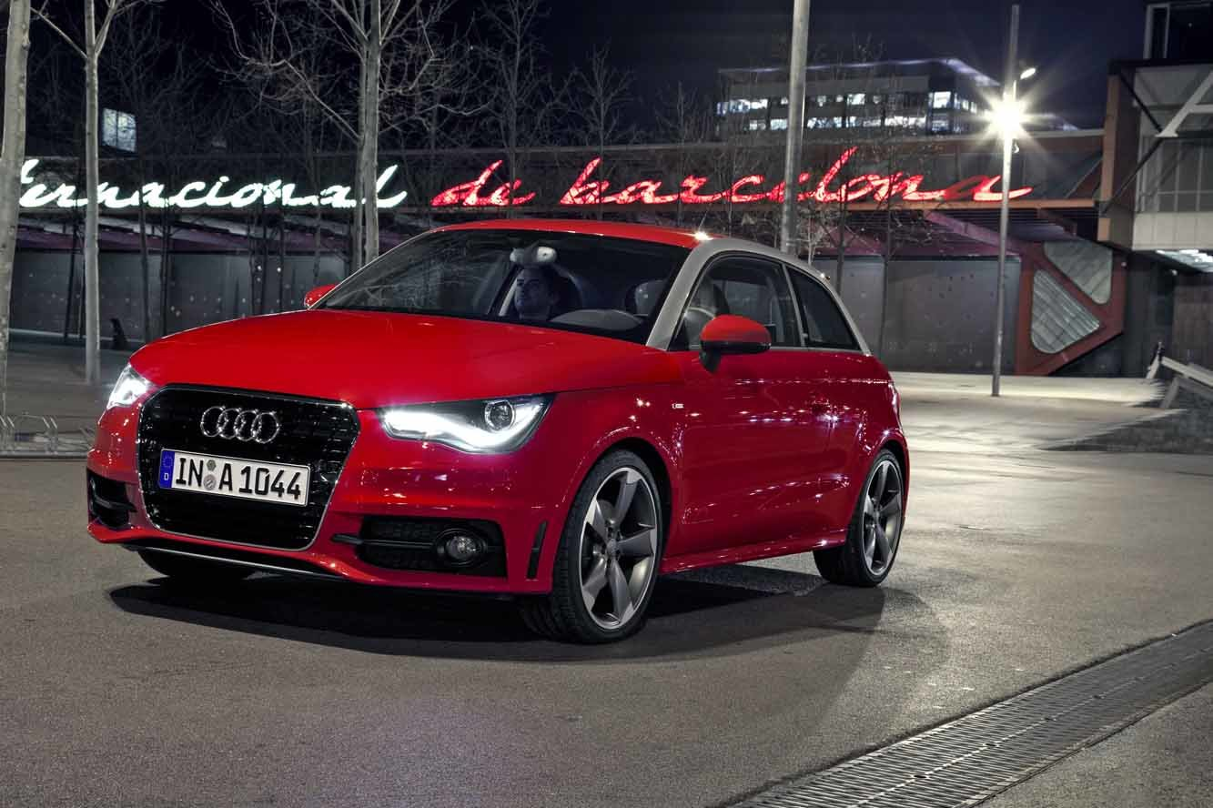 Latest Cars Photos Wallpapers Audi A1 Photos And Wallpapers Free Download
