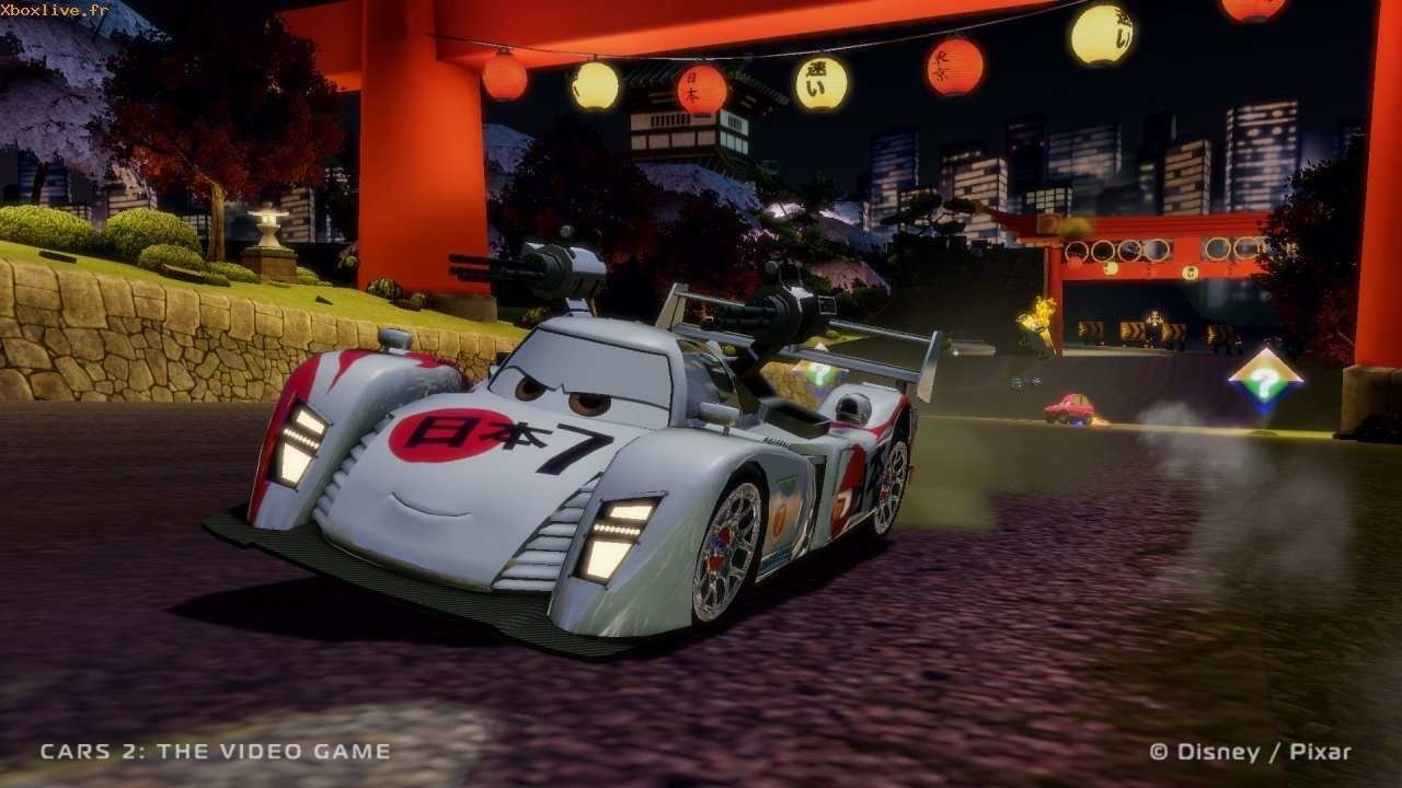 Latest Cars 2 Xbox 360 Torrents Games Free Download Original 1024 x 768