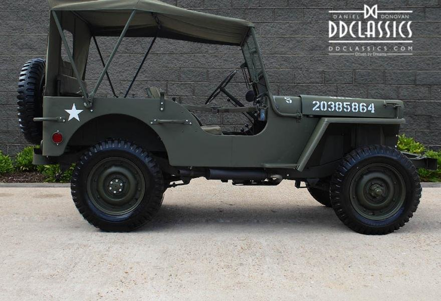Latest Ford Gpw Ww2 Military Jeep Lhd Free Download