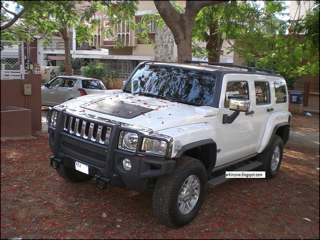 Latest Kannada Actor Darshan S Hummer H3 Celebrity Cars India Free Download