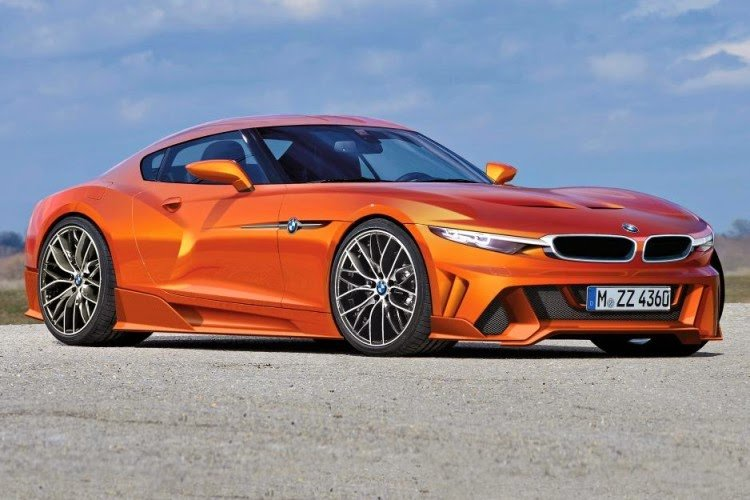 Latest Bmw Toyota Sports Car To Use All Wheel Drive And Free Download