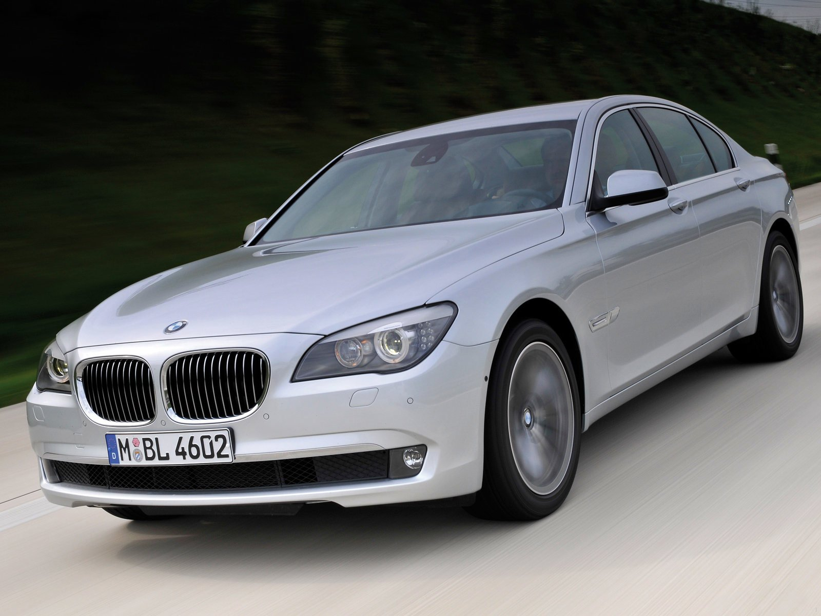 Latest Gambar Mobil Bmw 2009 Bmw 730D Free Download