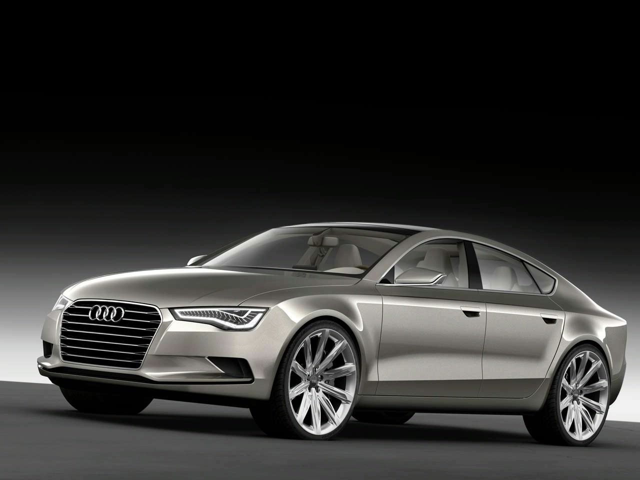 Latest Audi A7 Free Download