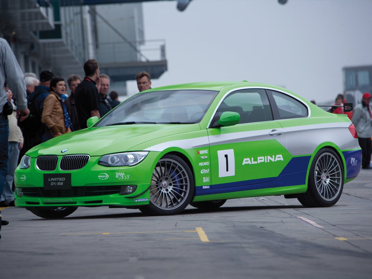 Latest 2012 Alpina Bmw B3 Gt3 Auto Cars Concept Free Download
