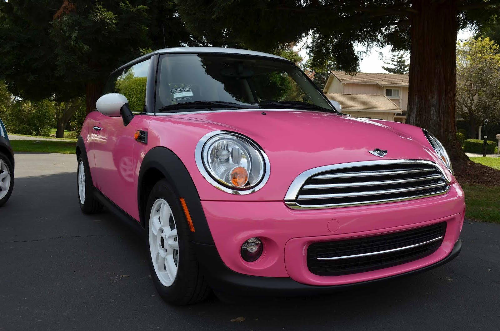 Latest Dave Car Guy Pink Mini Cooper Joins The Garage Free Download