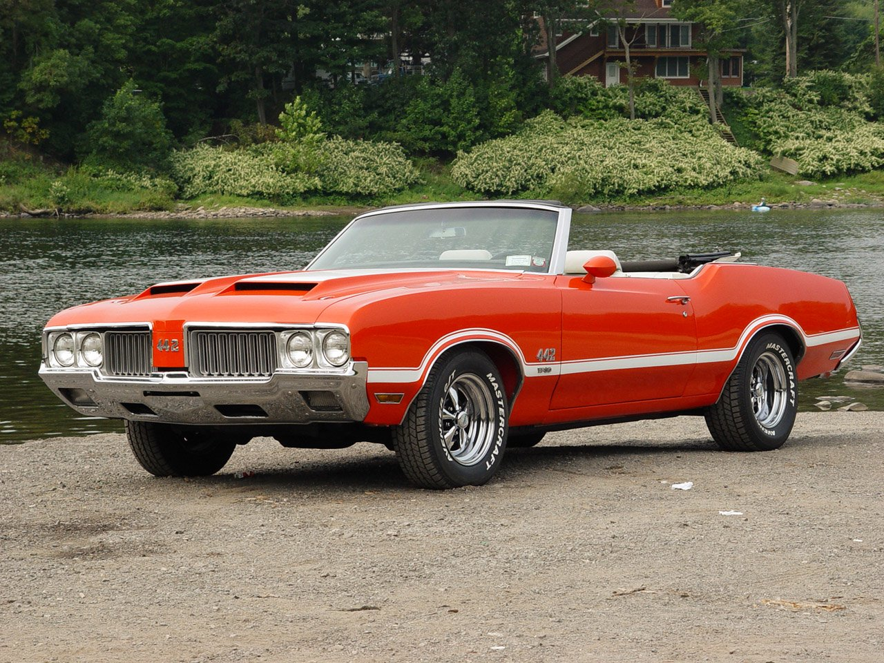 Latest Muscle Car Reviews Oldsmobile 442 Free Download