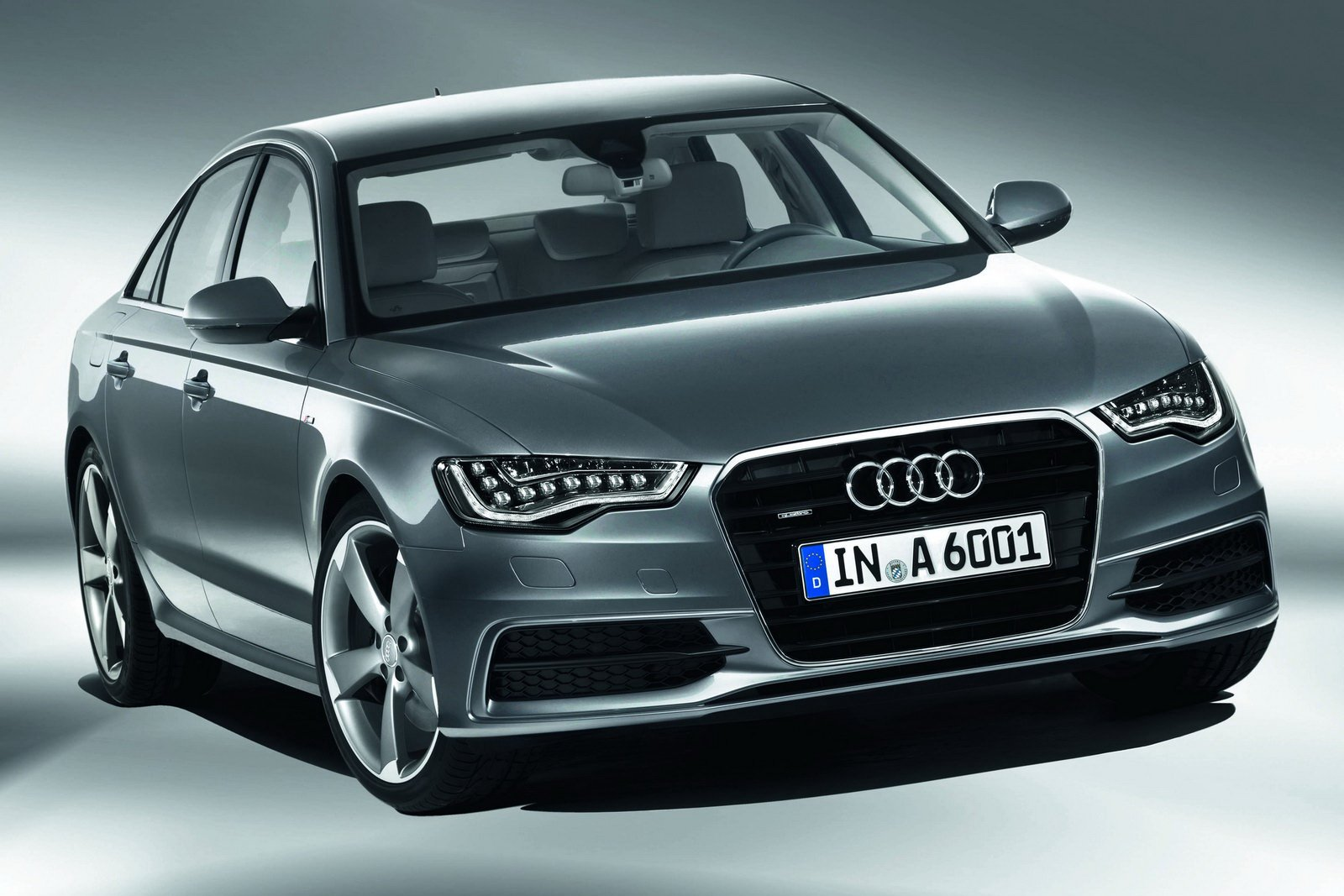 Latest 2012 Audi A6 Official Pictures Leaked Free Download