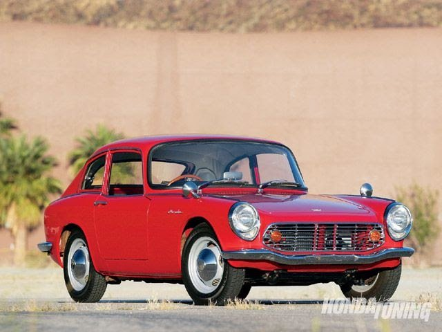 Latest Honda Cars Honda Tuning 1965 Honda S600 Roadster Free Download
