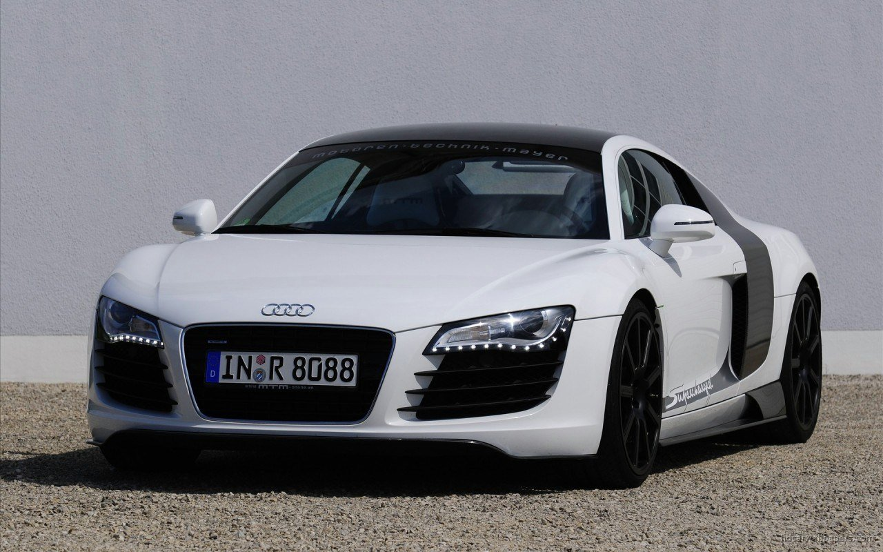 Latest 2009 Mtm Audi R8 R Wallpaper Hd Car Wallpapers Id 178 Free Download