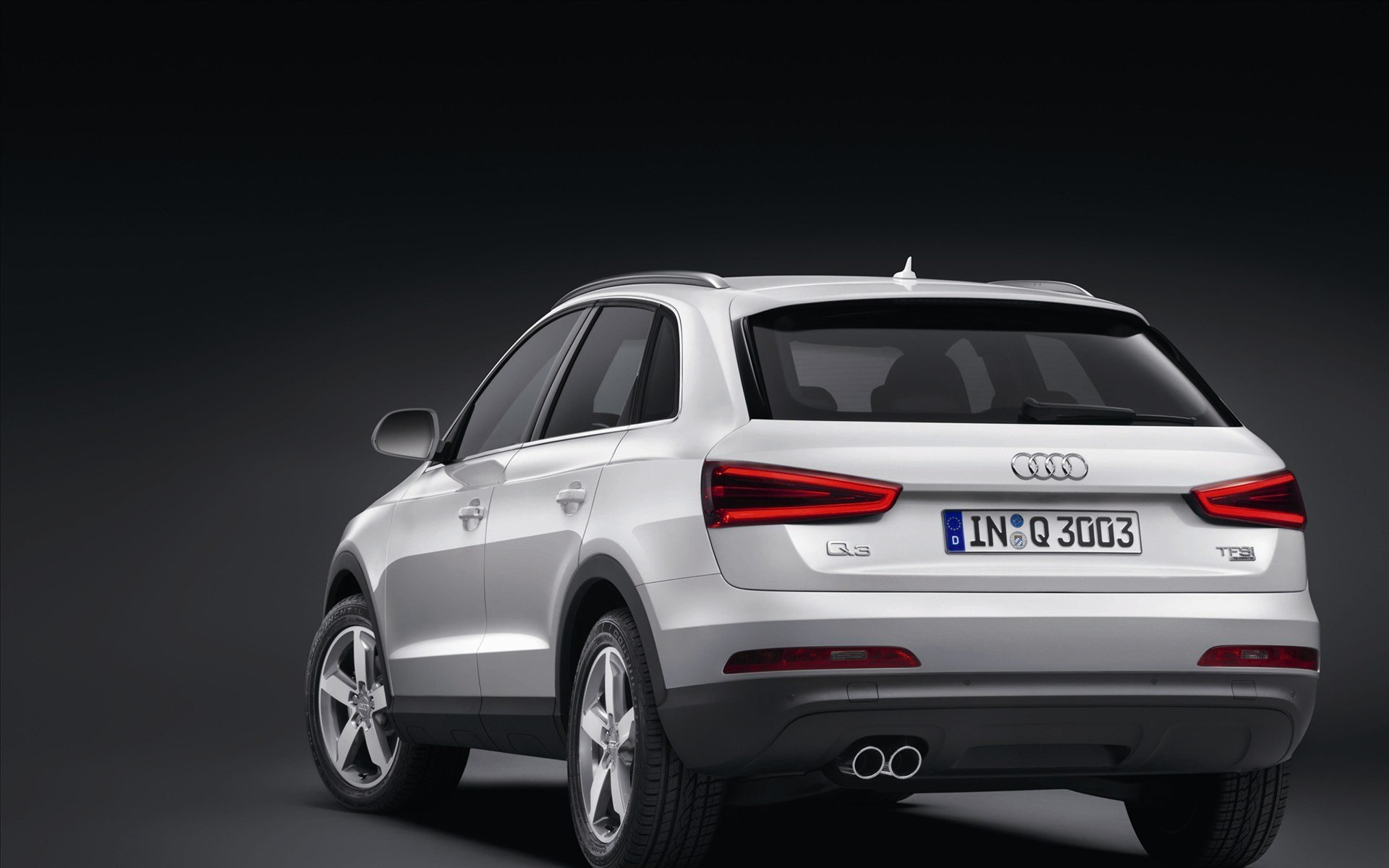 Latest 2012 Audi Q3 2 Wallpaper Hd Car Wallpapers Id 1977 Free Download