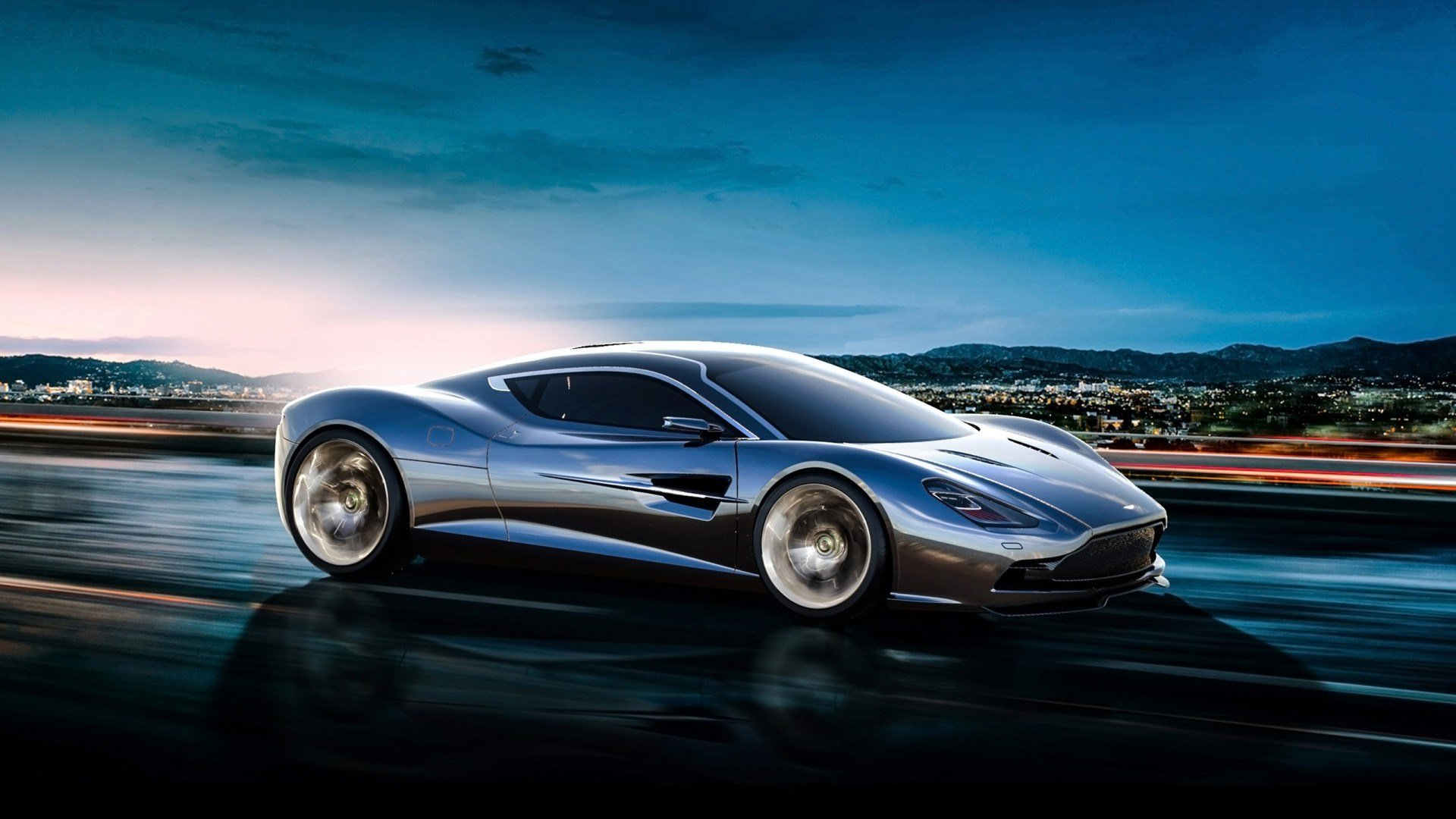 Latest 2013 Aston Martin Dbc Concept 3 Wallpaper Hd Car Free Download