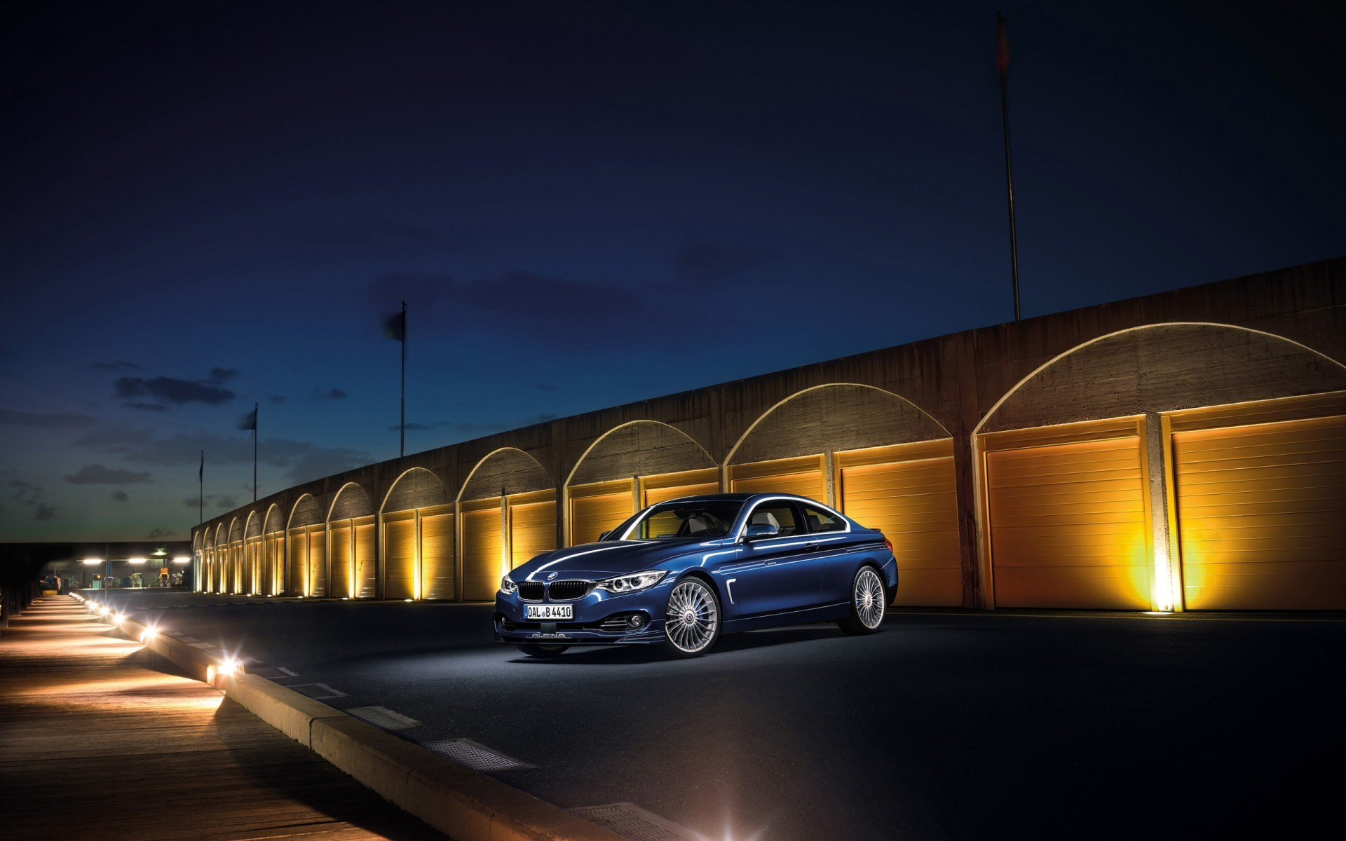 Latest 2014 Bmw Alpina B4 Bi Turbo Coupe Wallpaper Hd Car Free Download