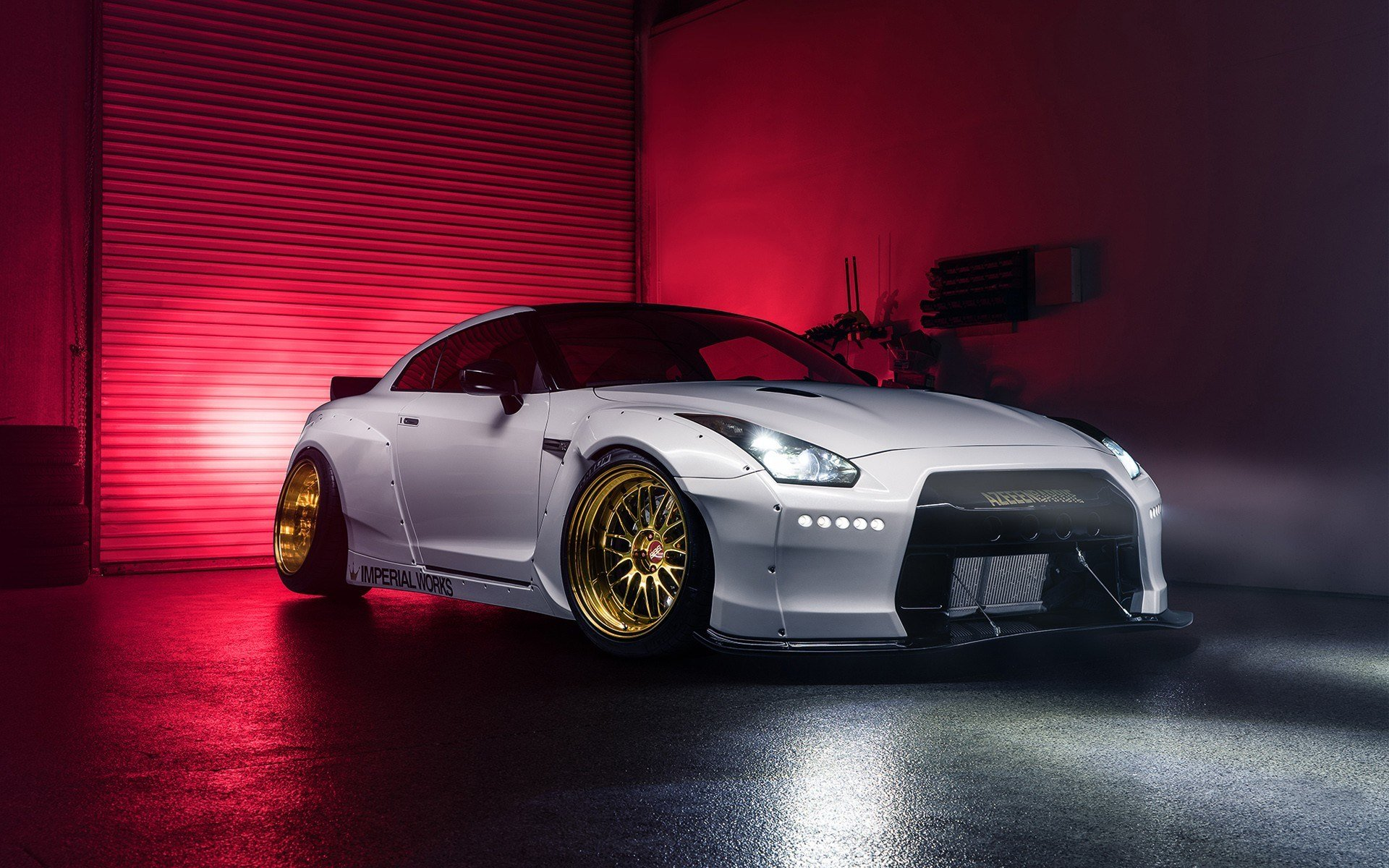 Latest Nissan Gtr Imperial Works Wallpaper Hd Car Wallpapers Free Download