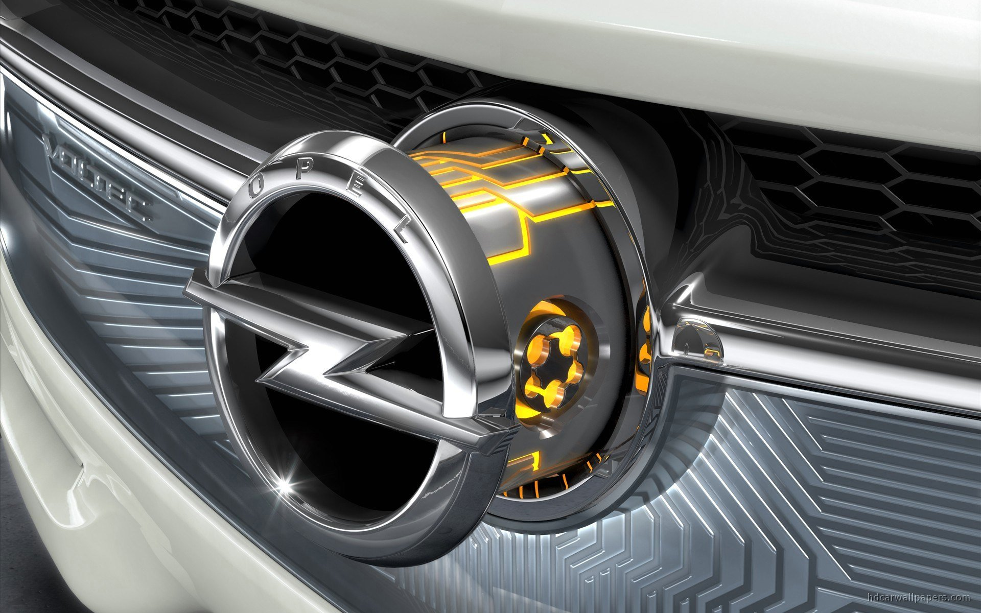 Latest 2010 Opel Concept Wallpaper Hd Car Wallpapers Id 1312 Free Download