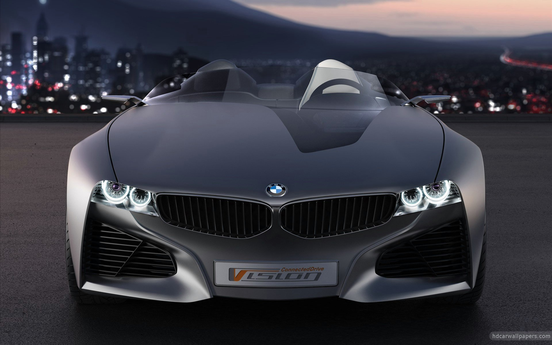 Latest 2011 Bmw Vision Connected Drive Concept 5 Wallpaper Hd Free Download
