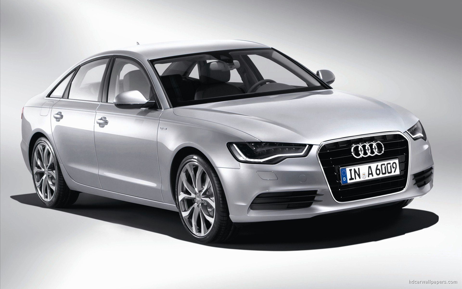 Latest 2012 Audi A6 Hybdid Wallpaper Hd Car Wallpapers Id 1800 Free Download