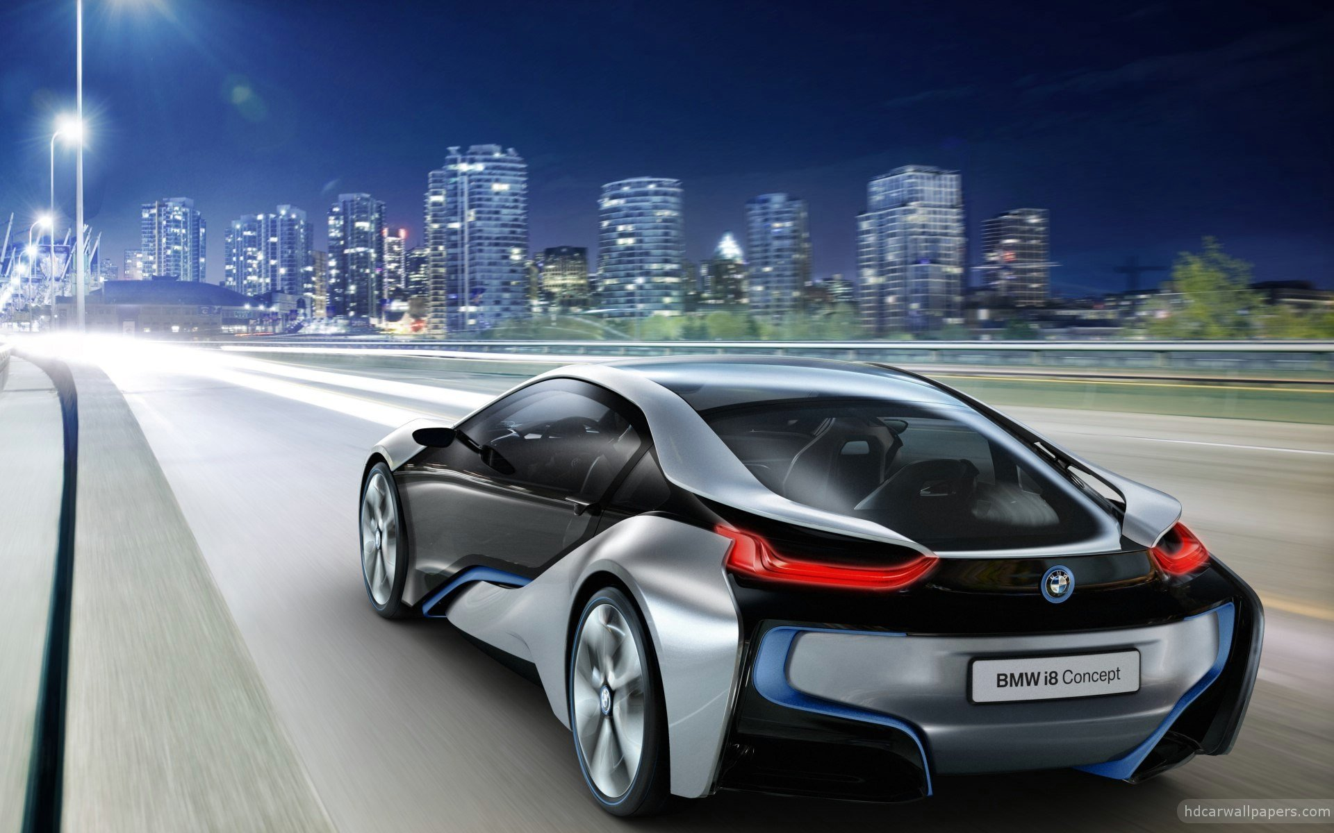Latest 2012 Bmw I8 Concept 4 Wallpaper Hd Car Wallpapers Id 2156 Free Download