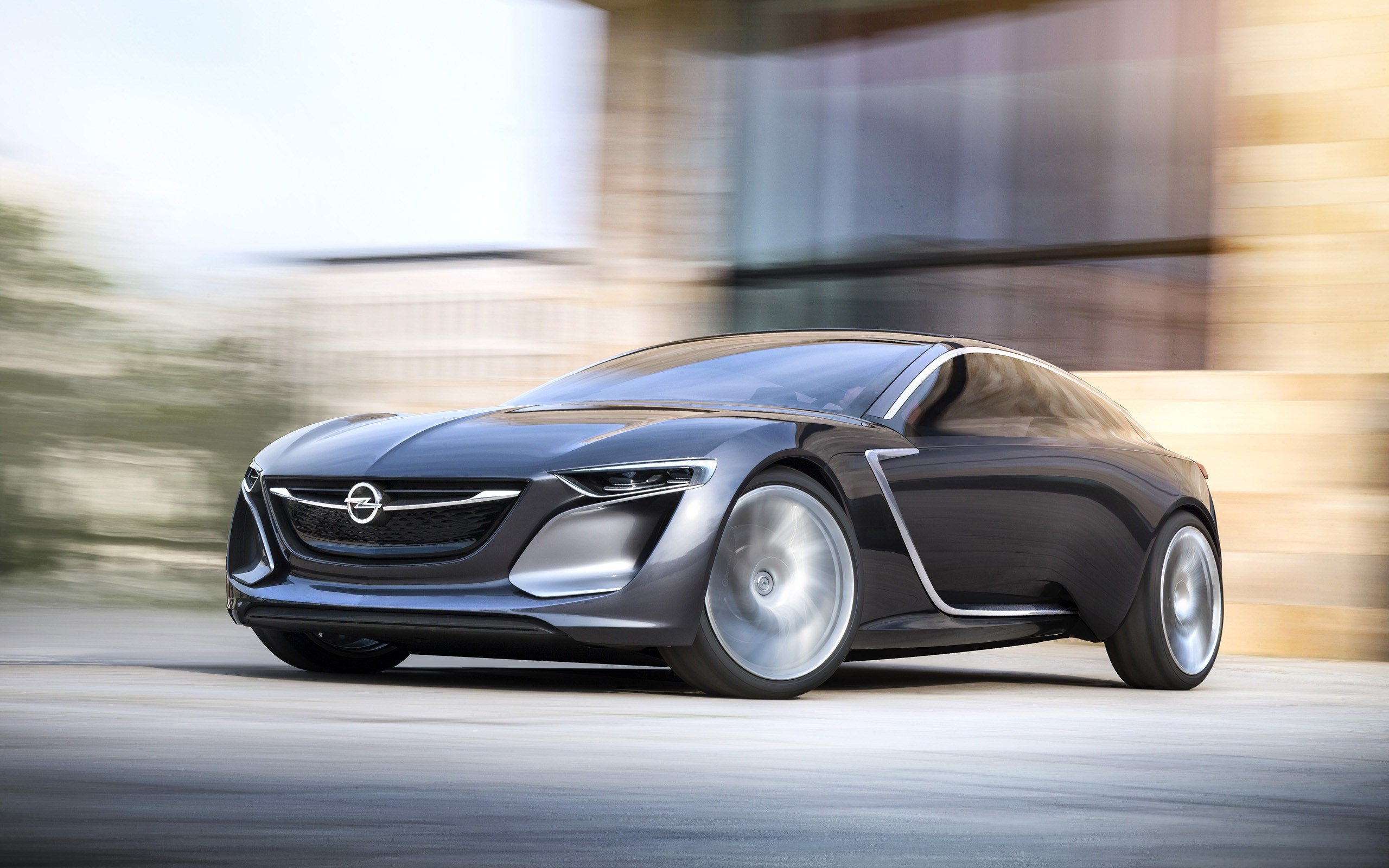 Latest 2013 Opel Monza Concept 2 Wallpaper Hd Car Wallpapers Free Download