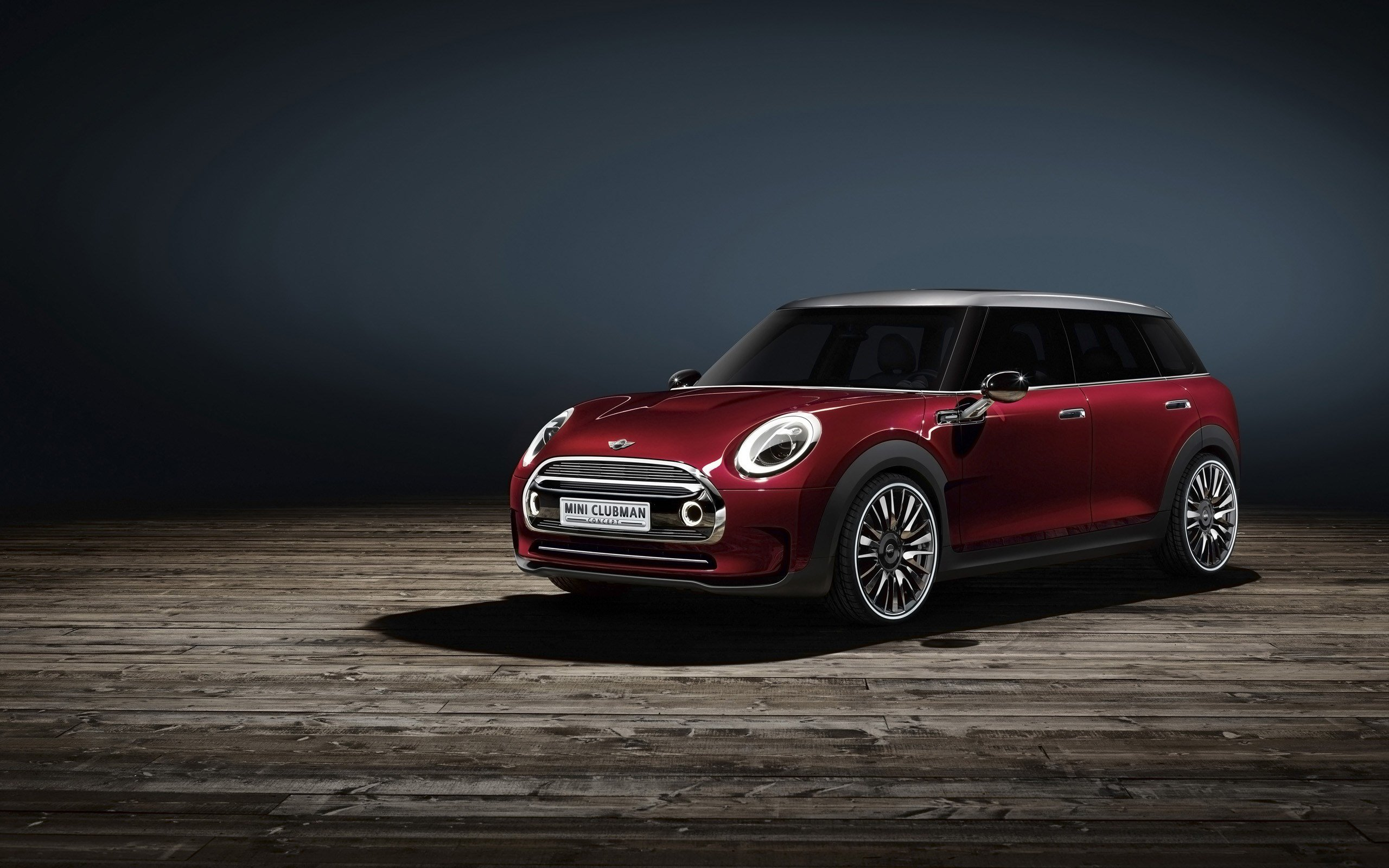 Latest 2014 Mini Clubman Concept Wallpaper Hd Car Wallpapers Free Download