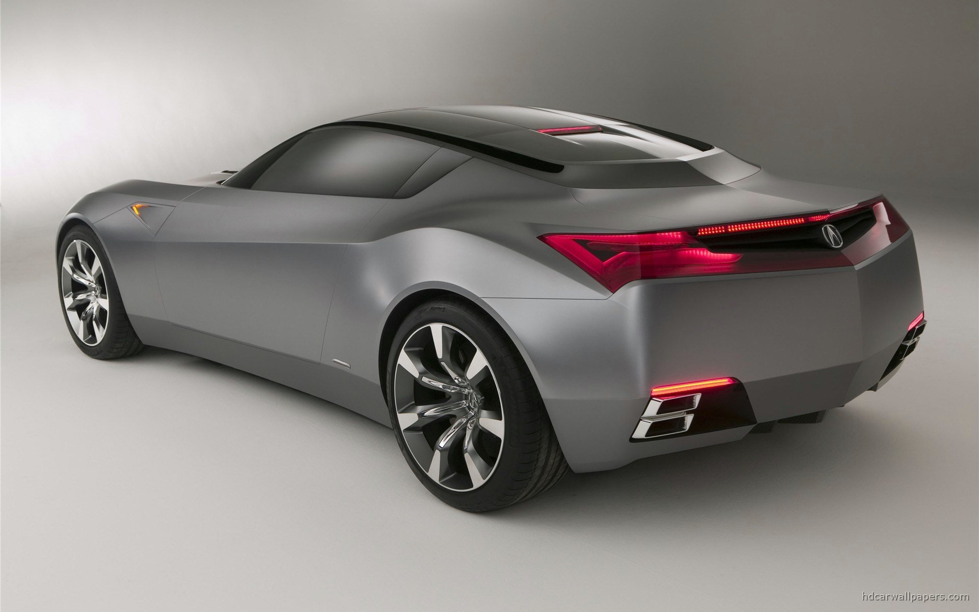 Latest Acura Advanced Sports Car Concept 3 Wallpaper Hd Car Free Download