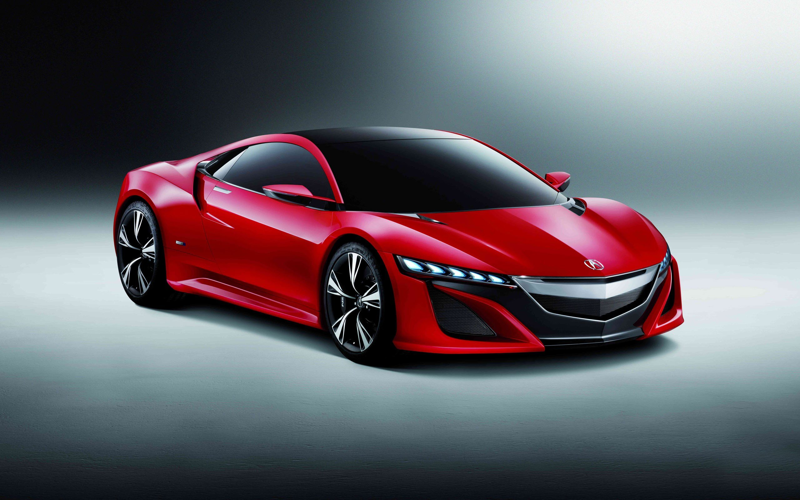 Latest Acura Nsx Concept Wallpaper Hd Car Wallpapers Id 2738 Free Download